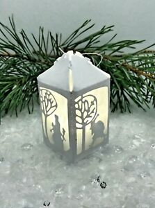 Make your own Snowy Scene Christmas Lanterns from Die Cuts Choose your Kit Card
