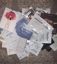 Auth High End Skincare Samples (15) La Mer, Chanel, Bisse, Tata, Dr. Sturm,