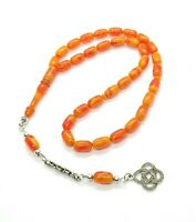 Tightening Amber Bakelite Sıkma Kehribar Tesbih tasbih prayer beads Islam