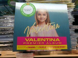 EUROVISION JUNIOR 2020 FRANCE VALENTINA PREMIER ALBUM