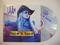 LAAM : FACE A FACE [ CD SINGLE PORT GRATUIT ]