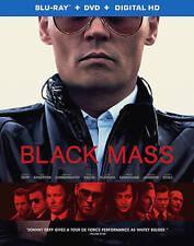 Black Mass (Blu-ray+ DVD + UV), New DVDs