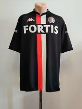 Football shirt soccer FC Feyenoord ROTTERDAM Away 2007/2008 Kappa Holland XL
