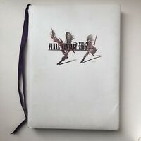 Final Fantasy XIII-2 Collectors Edition Hardback Strategy Guide