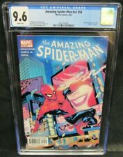 Amazing Spider-Man #v2 #54 (2003) (#495) Dodson Cover CGC 9.6 White Pages CW249