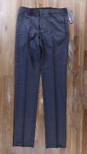 DIOR HOMME pants gray wool Italy mens authentic Size 30 US / 46 EU NWT