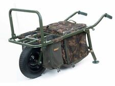 Fox FX Explorer Barrow & Under Bag & Barrow Straps + £15 worth of tackle- CTR012