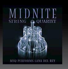 Midnite String Quart - Midnight String Quartet Performs Lana Del Rey [New CD] M