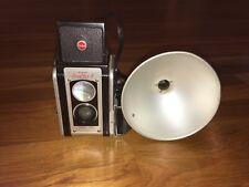 Kodak Duaflex II Antique Reflex Camera Vintage, Classic with Flash Reflector