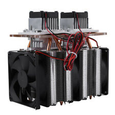144W Dual-core Semiconductor Peltier Air Cooling Dehumidification Equipment