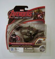 Hasbro Marvel Avengers Age of Ultron Captain America & Marvel's War Machine