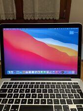 "Apple MacBook Pro 13,3"" (128GB SSD, Intel Core i5 5ª generazione, 2,70 GHz, 8GB)"