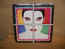 The Motels All Four One ST 12177 Vinyl LP Capitol Records