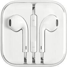 New Headphones Earphones Compatible with Apple iPhone 6S/6/5/5S With Remote& Mic
