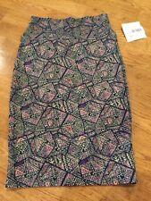 NWT LuLaRoe Cassie Pencil Skirt Size XS