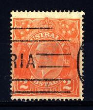 AUSTRALIA - 1914-1923 - Re Giorgio V