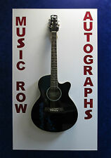KRIS KRISTOFFERSON Signed Autograph Acoustic Guitar ME AND BOBBY MCGEE JSA LOA