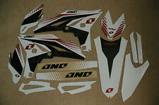 ONE IND.TEAM GRAPHICS  & BACKGROUNDS YAMAHA  YZ250F YZF250  2010 2011 2012 2013