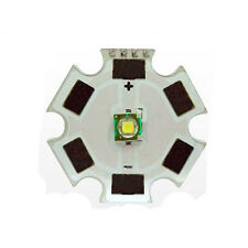 Cree XLamp XP-E R3 White 5000K 1W 3W LED Light Emitter w/20mm Star Base