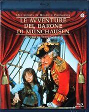 LE AVVENTURE DEL BARONE DI MUNCHAUSEN (1989) BLU RAY DISC NUOVO