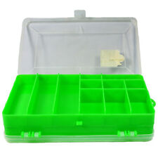 HAWK MJ4600 - 12 Compartment Storage Bead Box double sided home craft school
