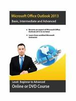 Learn Microsoft 365 Outlook 2013  - DVD Training Courses