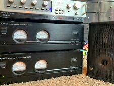 Carver A-500X THX Amplifier Amp 2 x 250W at 8 ohms Cool Running - NR - As Is #A1