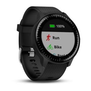 Garmin Vivoactive 3 Music Fitness Smartwatch - Slate Black