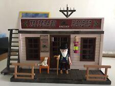 Casa Telégrafo Oeste De playmobil
