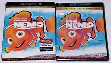 Finding Nemo (4K Ultra Hd +Blu-ray+Digital Code) Ultimate Collector'S Edition!