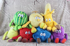 Goodness Gang Fruit And Veg Garlic strawberry Mushroom Soft Plush Toys