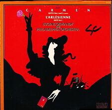 Bizet Carmen Suites L'Arlésienne Suite No. 2 Ormandy RCA ARL1-3343 LP PROMO
