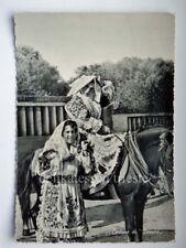 SENNORI Costumi Sassari vecchia cartolina