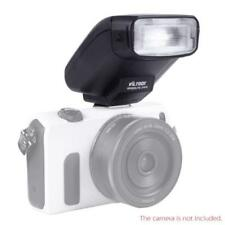 Viltrox On-camera Mini Flash Speedlite for Canon EOS M M2 650D 600D DSLR Q0T6