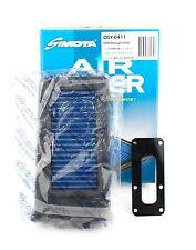 Power High-Flow Air Filter for SYM Maxsym 400i/Maxsym400i/Max Sym 400 11-13