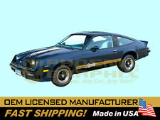 1977 1978 1979 Chevrolet Monza Spyder Spider Decal Stripe Kit