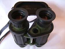Carl Zeiss Jena EDF 7x40 NVA Army Military Binoculars Unissued Mint incl. Accs.