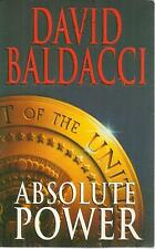 DAVID BALDACCI ABSOLUTE POWER