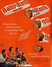 BABY RUTH VINTAGE POSTER ADVERTISING PROMO REPRINT |24 by 36 inch|