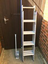 More details for abru 3 section loft ladder