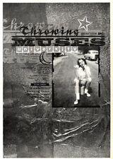 "21/1/95PGN02 ADVERT 15X11"" THROWING MUSES : UNIVERSITY (TOUR DATES)"