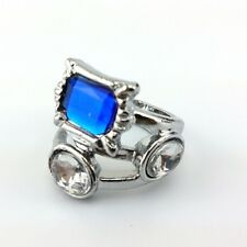 Kuroshitsuji II Ciel Phantomhive Sapphire ring Cosplay Accessories
