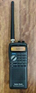 Radio Shack PRO-25 20-505 Programmable Scanner 100 Channel Radio