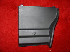 PEUGEOT 307 BLACK GLOVE BOX FUSE BOX LID COVER incl FIXINGS FUSES & REMOVAL TOOL