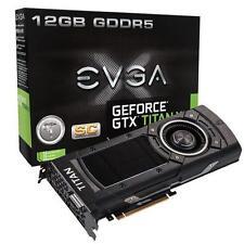 EVGA Grafik- & Videokarten mit GDDR 5-Speichertyp und PCI Anschluss