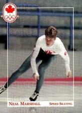 1992 Canadian Olympic Hopefuls #136 Neal Marshall