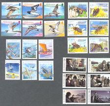 Alderney-2009 Year set complete mnh-4 sets and 1min sheet mnh