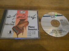 CD Klassik Paul Badura-Skoda - Mozart : Piano Sonatas (15 Song) EURODISC jc