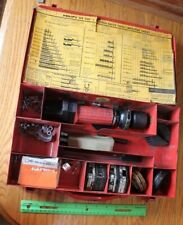 Hilti Dx 100L Piston Nail Drive Tool Hilti Fastening Systems in Case