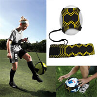 Soccer Football Kick Throw Trainer Solo Practice Training child Control Skills